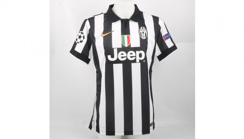6124433a034 Pirlo s Juventus Shirt