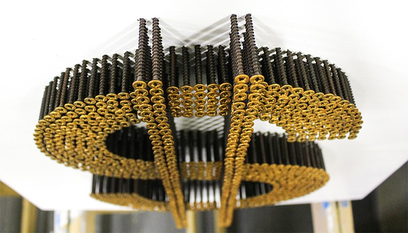 """Dollar Gold"" by Alessandro Padovan"