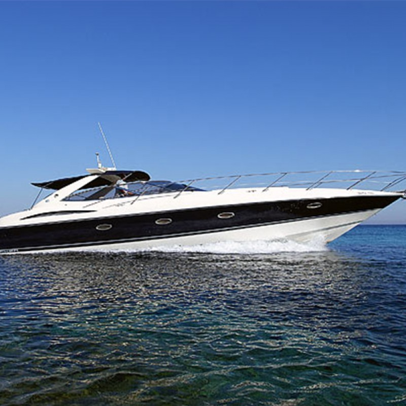 Luxury Sunseeker Yacht Trip for 10