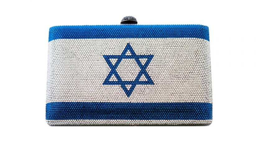 LeoBella Israel Clutch