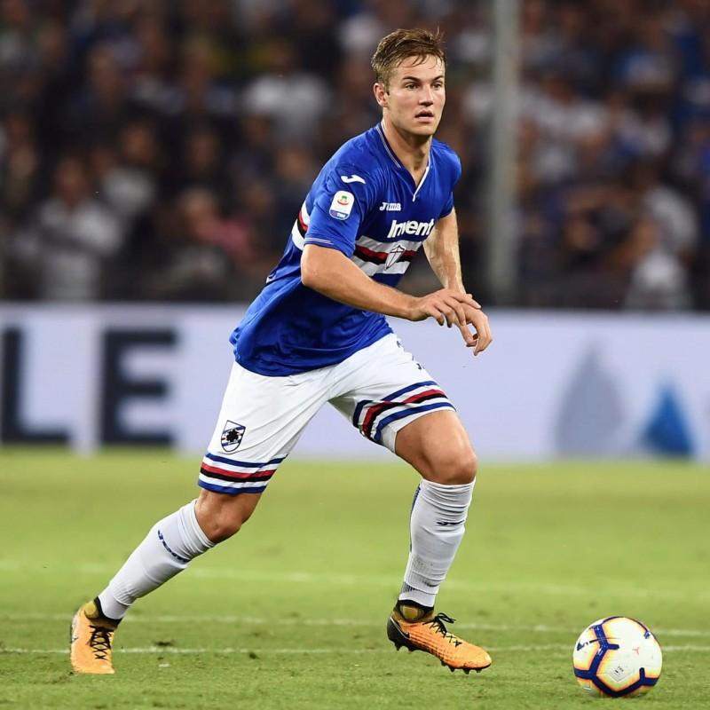 Andersen's Match Shirt, Sampdoria-Juventus 2019