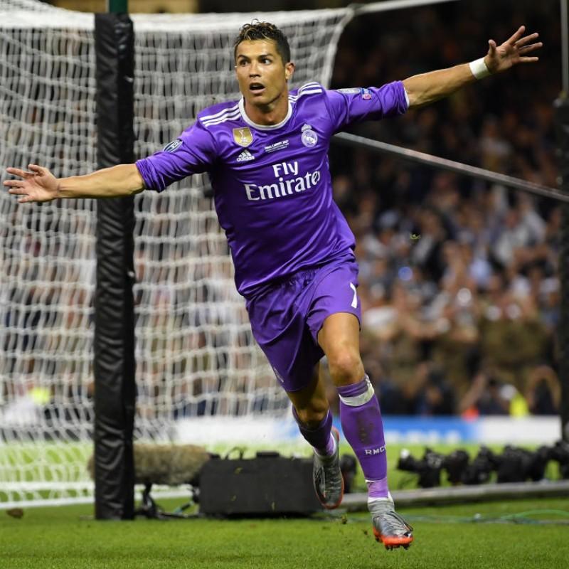 Meet Cristiano Ronaldo at a Real Madrid Home Game