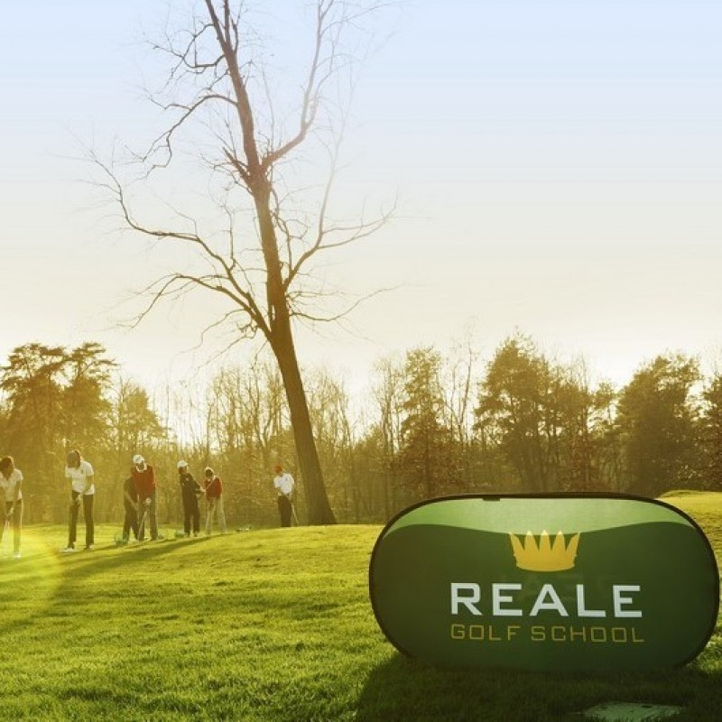 1-Day Golf Clinic at Reale Golf School, Italy