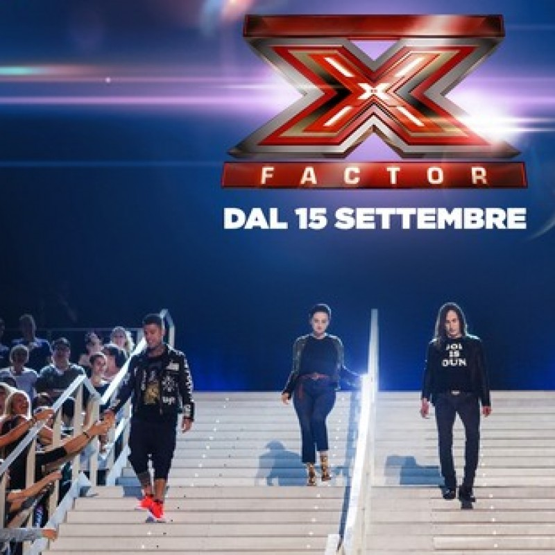Attend a show of X Factor Italy 2016