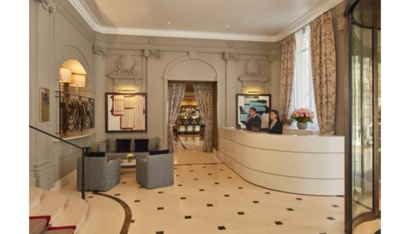 Majestic Hotel-SPA Champs-Elysees 2-Night Stay