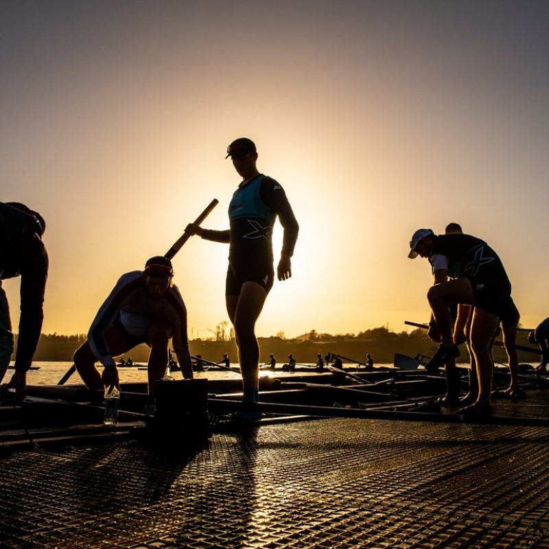 Exclusive Group Rowing For Up to 6 People with a New Zealand Olympic Rower