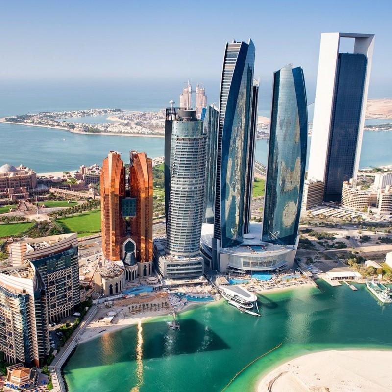 Abu Dhabi Travel Experience