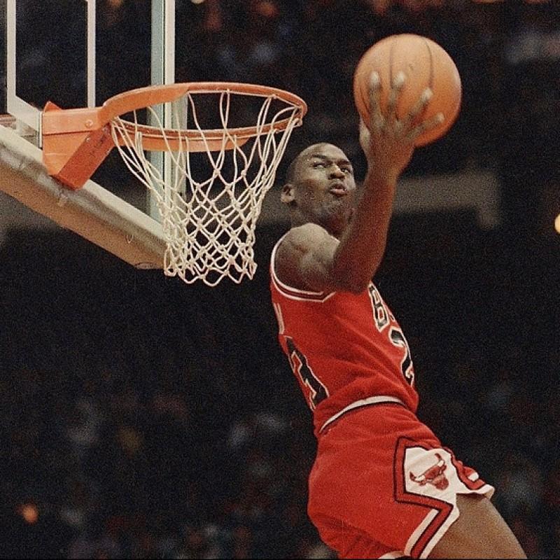 Official Jordan Basketball - Signed by Jordan