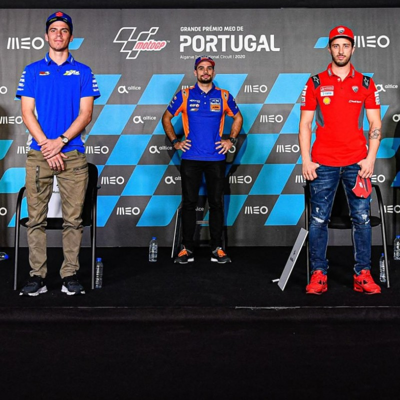TWFL Press Conference Experience in Portugal + Weekend Paddock Pass for Two