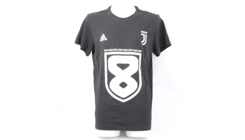 Juventus Scudetto W8NDERFUL T-Shirt - Signed