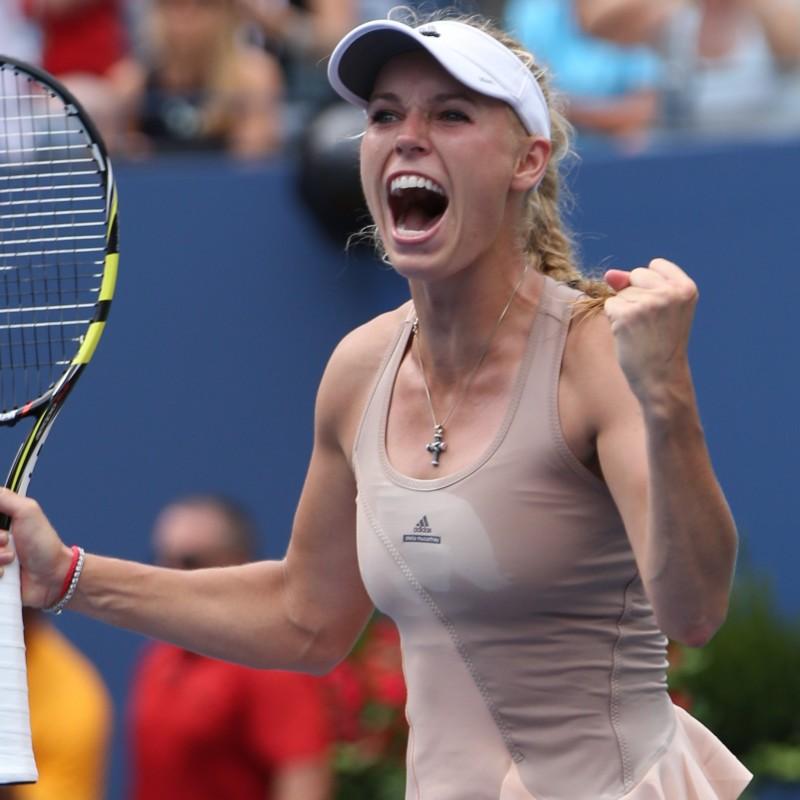 Prince Racquet Signed by Caroline Wozniacki