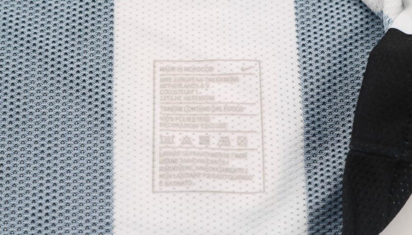Diego's Juventus Match Shirt, Serie A 2009/10