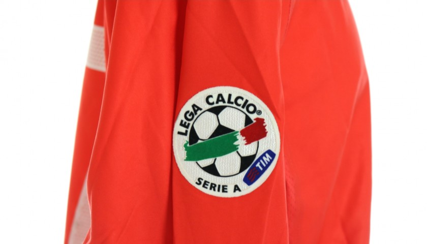 Maglia gara Zebina Juventus, Serie A 2005/06