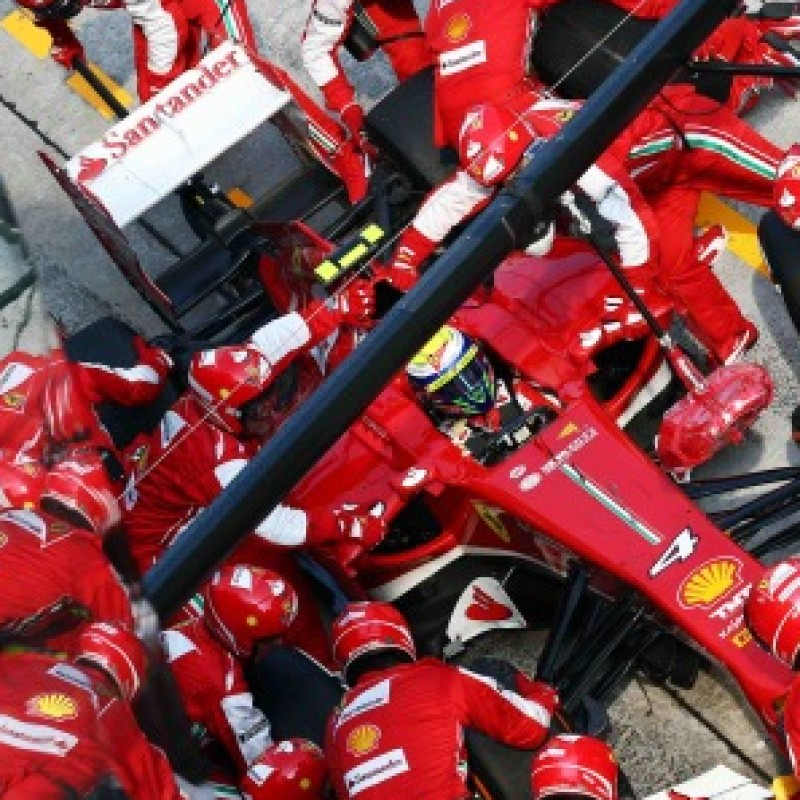2 Ferrari Paddock Passes and VIP seats for the Italian Monza F1