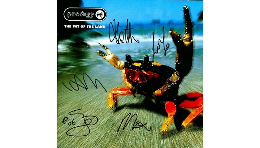Prodigy Album with Digital Signatures