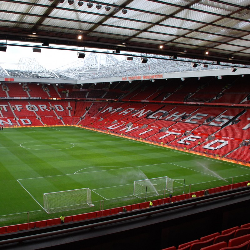 2 Tickets to a Manchester United FC Home Game at Old Trafford