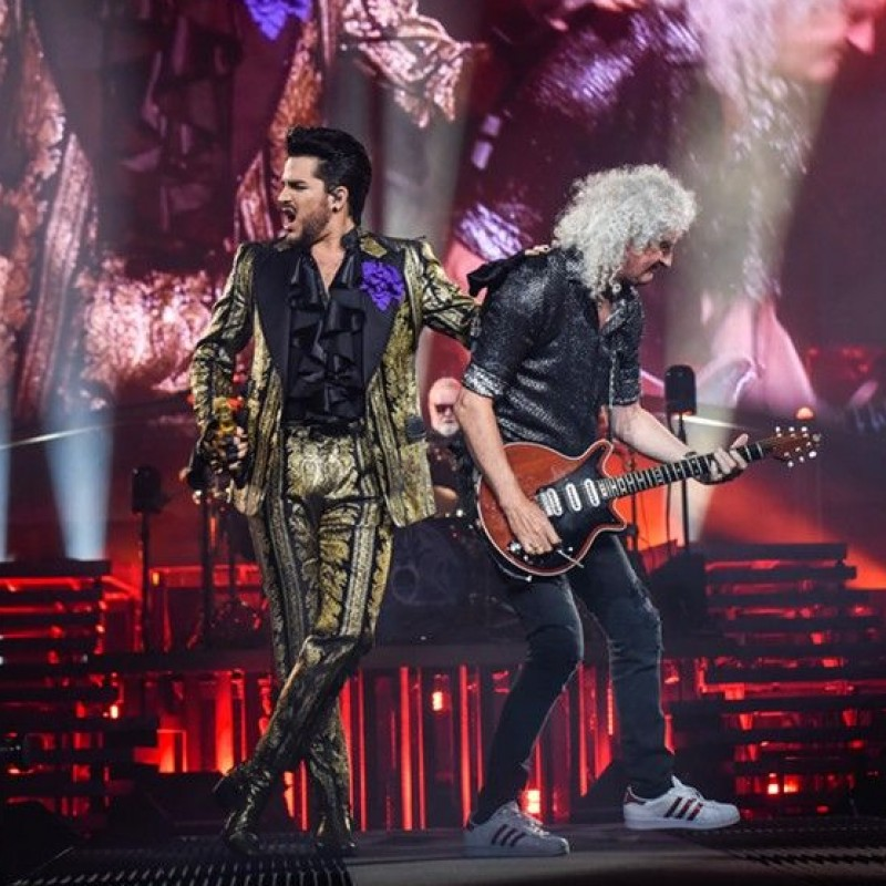 Queen & Adam Lambert in Concert in Manchester for Two