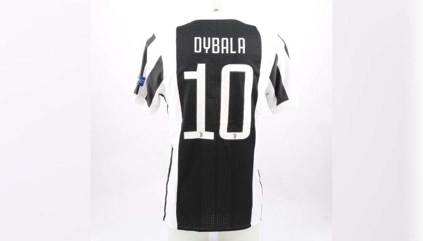b88424727 Dybala s Match-Issue Juventus Shirt