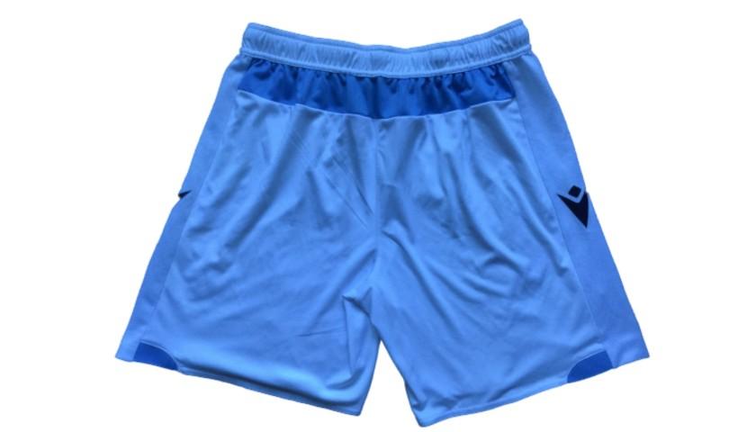 Parolo's Lazio Match Shorts, 2019/20