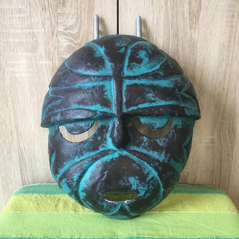 """""""Passaporto, bronzo"""" - Passport Mask"""