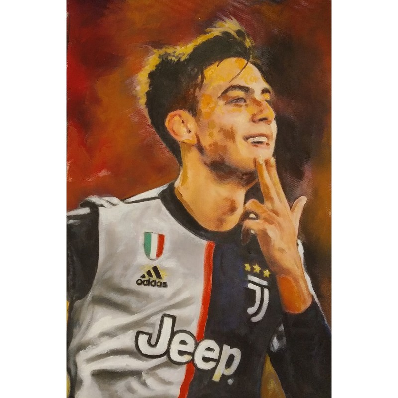 """Dybala"" by Antonello Arena"