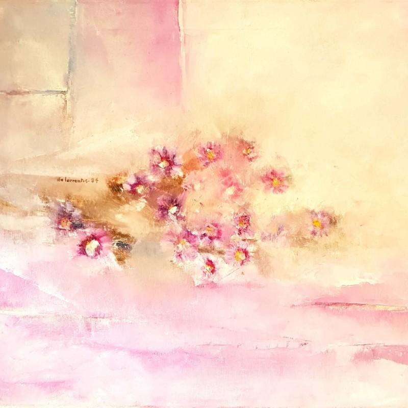 """""""Natura morta in rosa"""" di De Laurentis"""