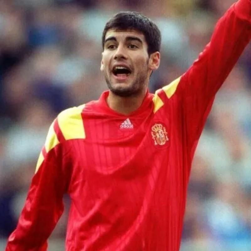 Spain Shirt, 1992/93
