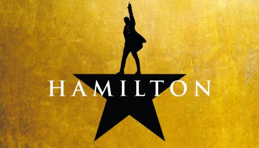 Tickets to Hamilton on Broadway & Meet James Monroe Iglehart, Plus Dinner at LOI