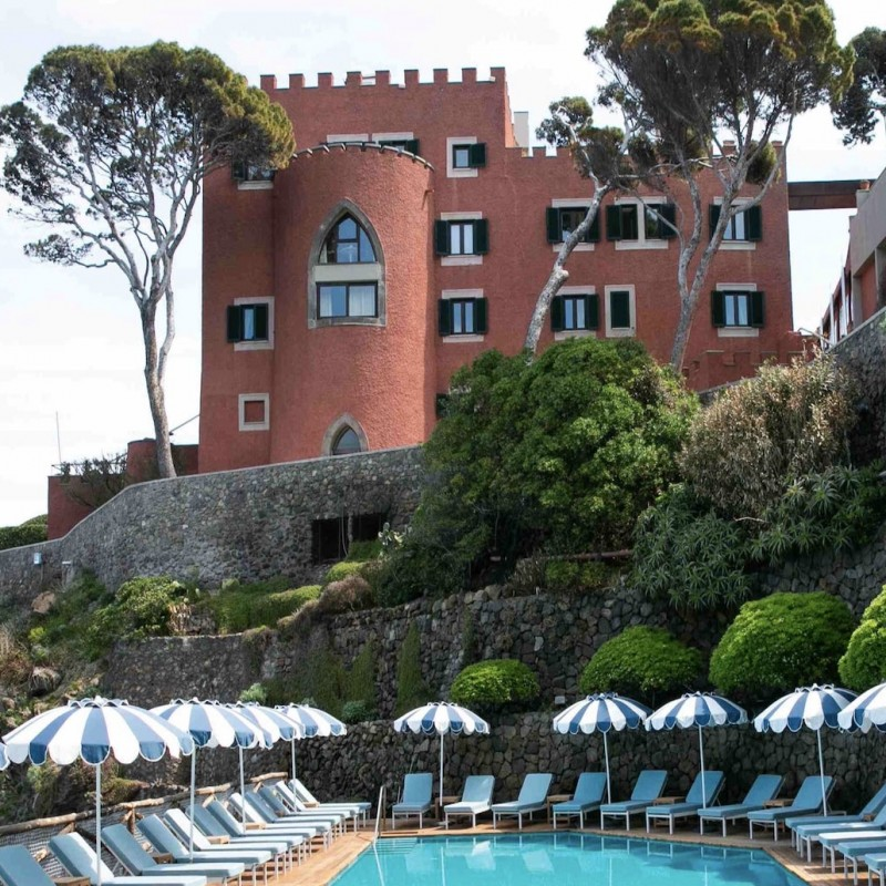 2-Night Stay for 2 at Hotel Mezzatorre in Ischia, Italy