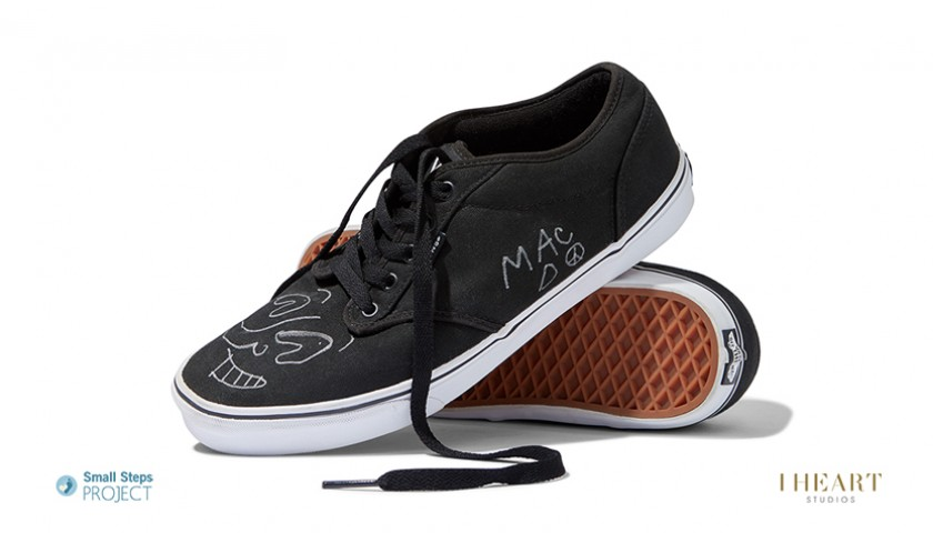 Mac DeMarco Signed Shoes