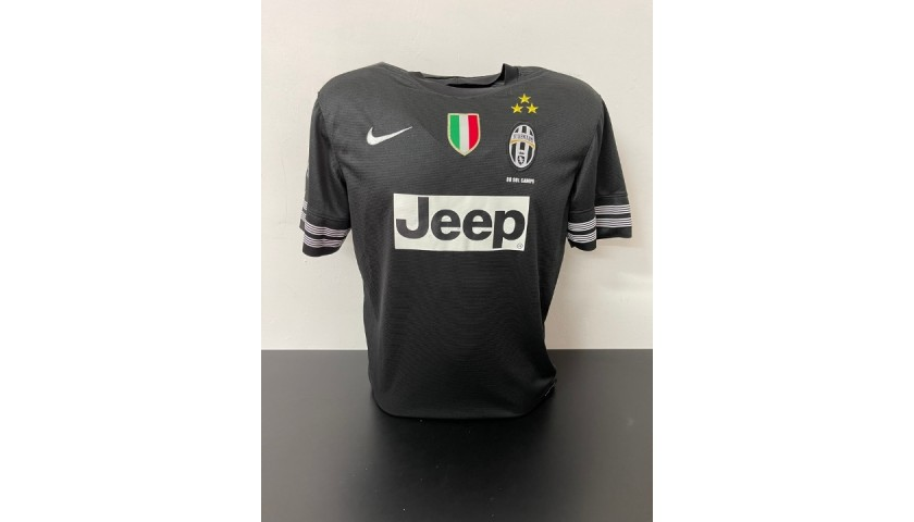 Marchisio's Official Juventus Signed Shirt, 2012/13