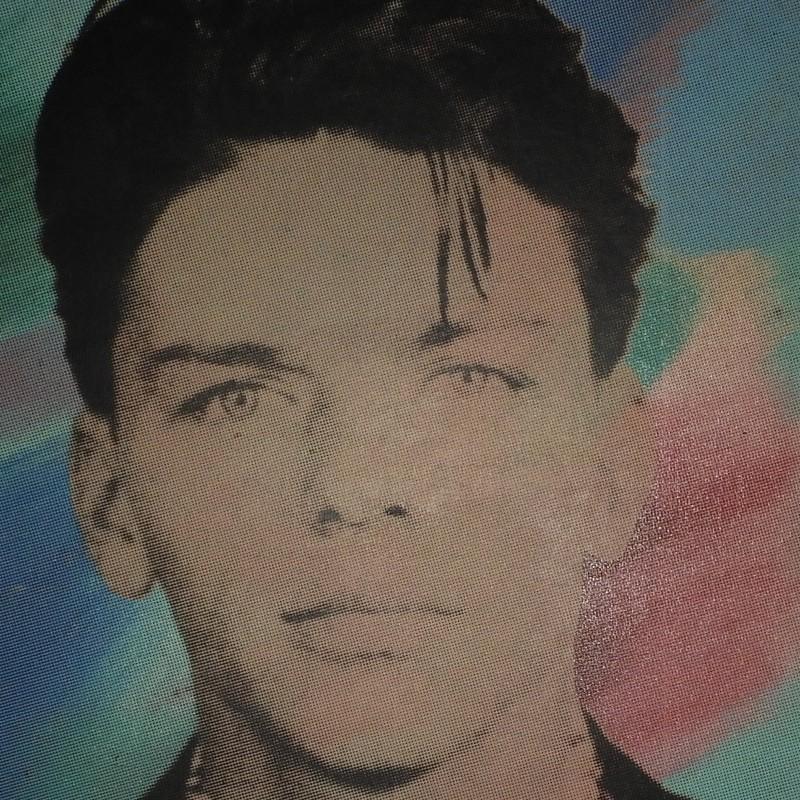 """Frank Sinatra"" by Steve Kaufman"