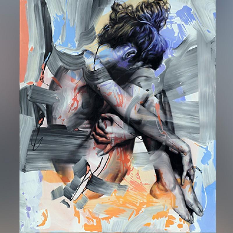"""Body Splash 14-815"" by  Pier Toffoletti"
