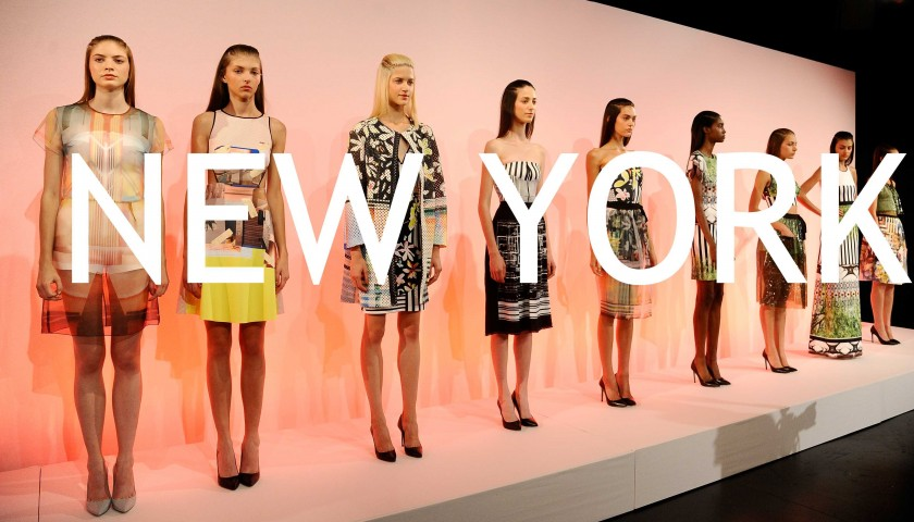 New York Fashion Week - Show + Party - 3 passes 14th Feb