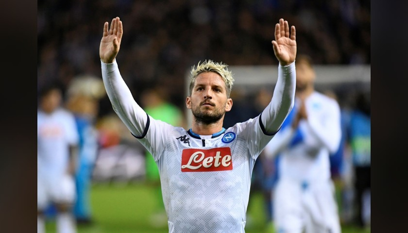 Mertens' Napoli Match Shirt, 2019/20