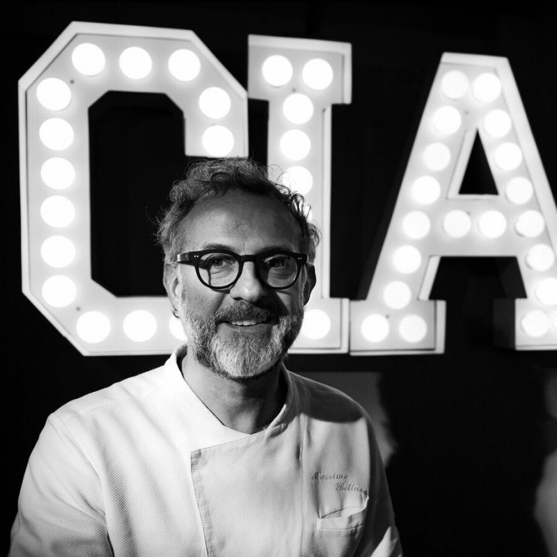 Attend Massimo Bottura's Great Arrival Dinner