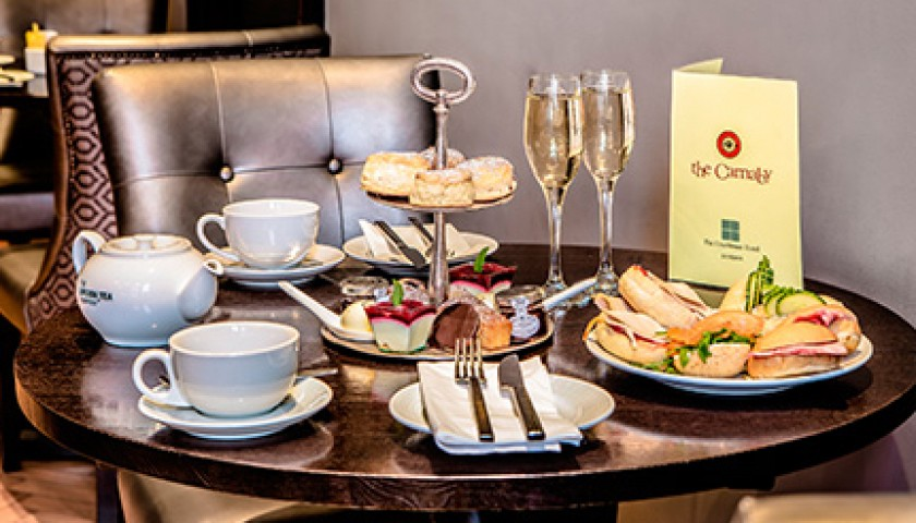 Enjoy London - The Shard, Afternoon Tea and a Thames River Cruise