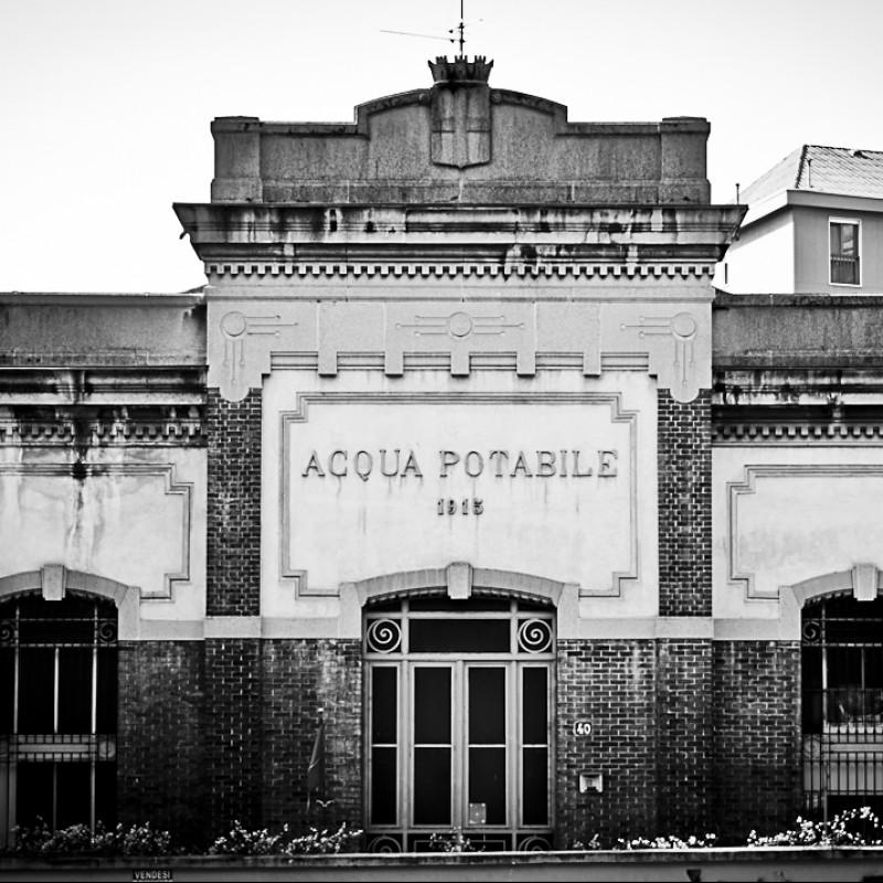 """""""Via Augusto Anfossi - Acqua potabile"""" by Leonardo Furio"""