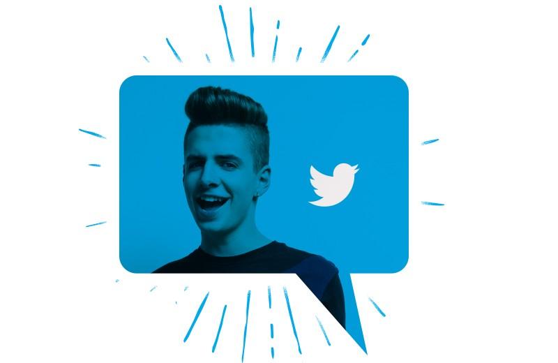 Twitter Follow and Shoutout