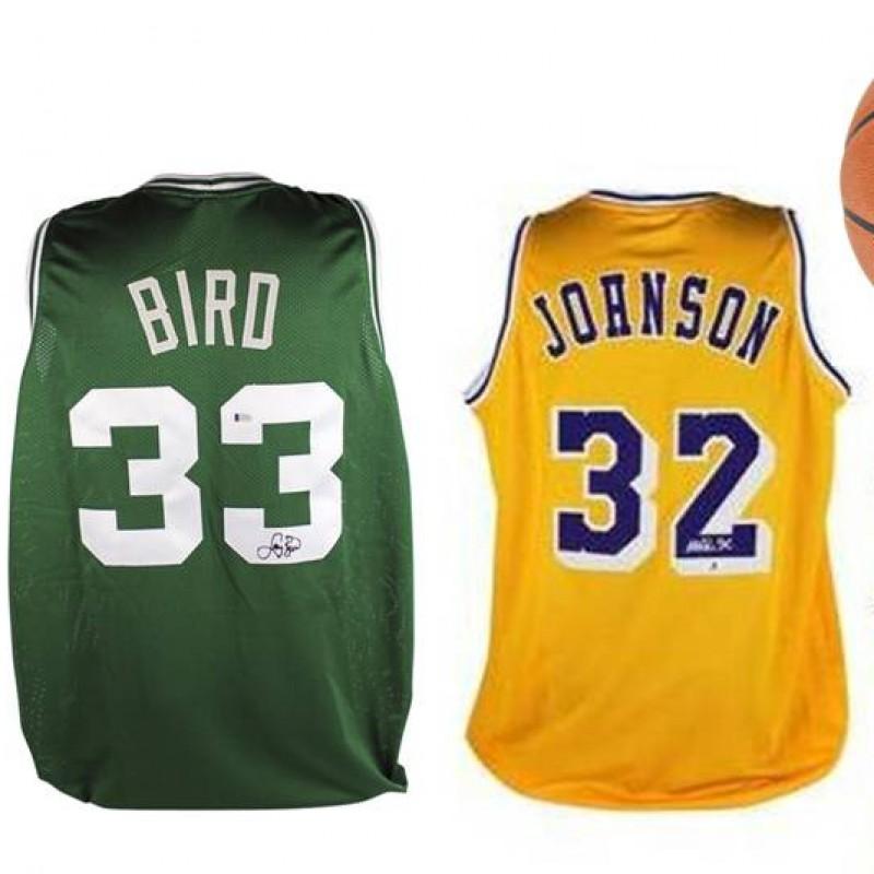 Magic Johnson vs. Larry Bird Bidder's Choice Package