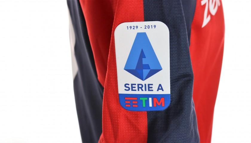 Romero's Genoa Match Shirt, 2019/20