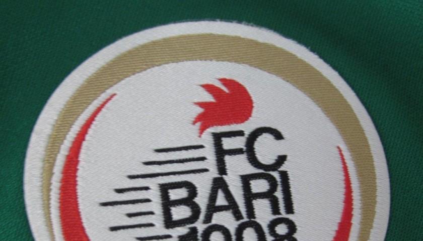 Maglia Guarna Bari, preparata/indossata Serie B 2014/2015 ...