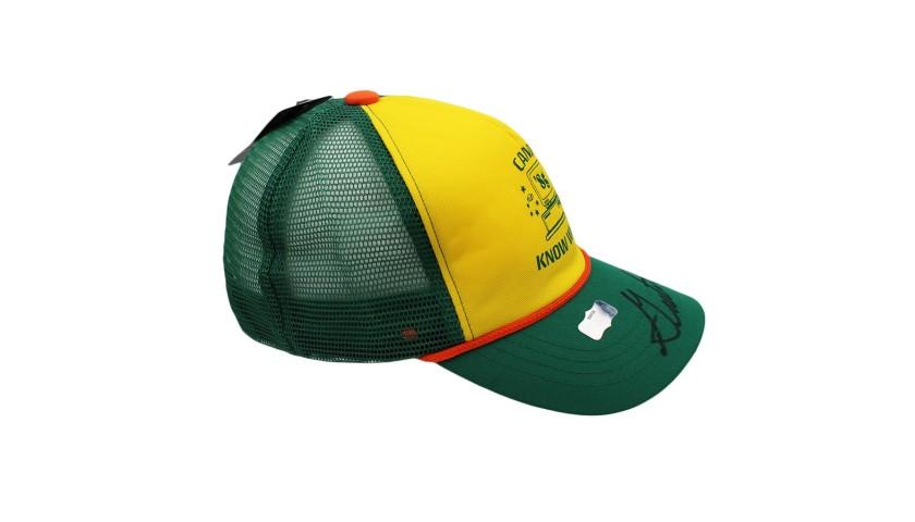 Gaten Matarazzo Signed Stranger Things Hat
