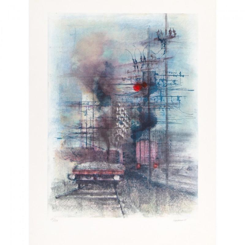 """""""Periferia Urbana"""" by Vespignani Renzo"""