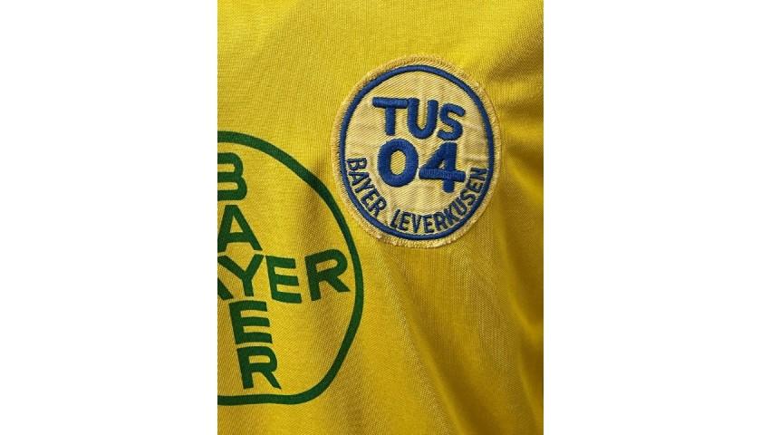 Bayer Leverkusen Match Shirt, 1970s