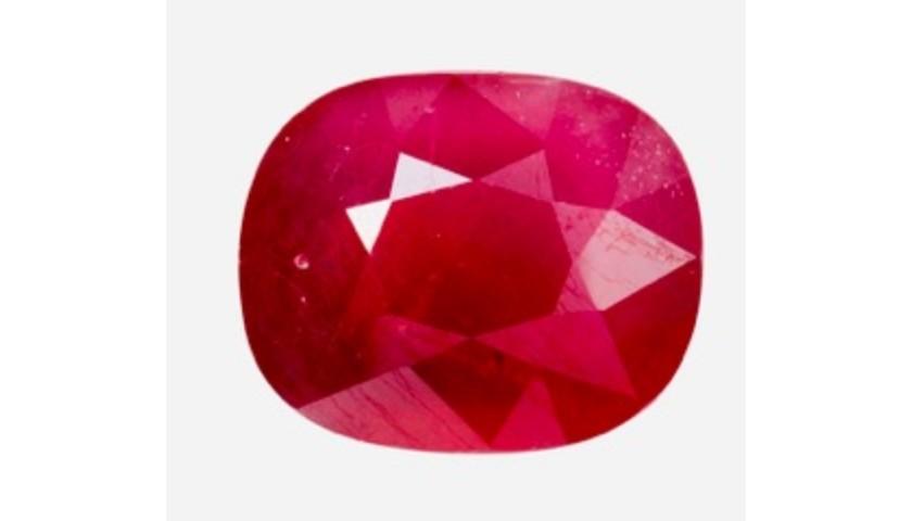 Madagascar Natural Ruby