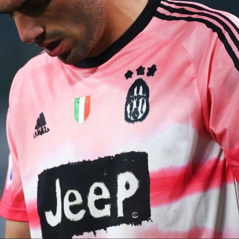 Ronaldo's Official Juventus Shirt, 2020/21 - Humanrace