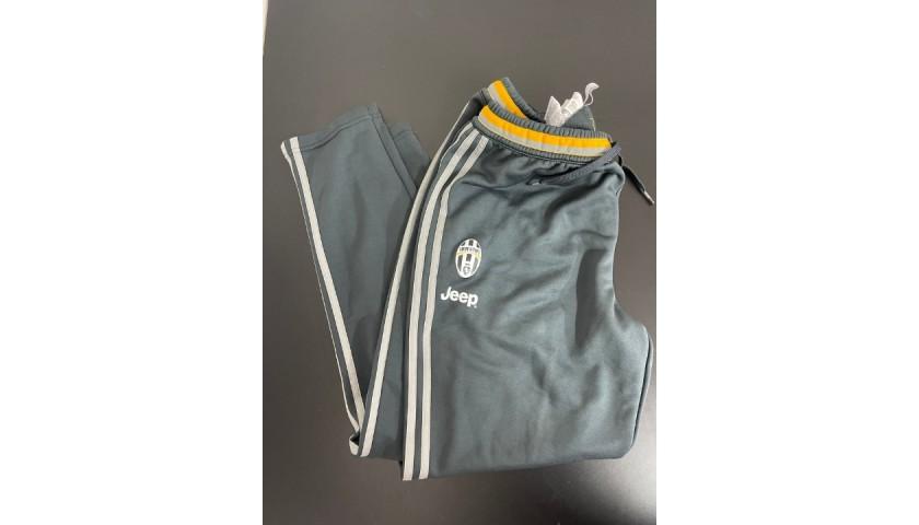 Dani Alves' Juventus Signed Track Pants