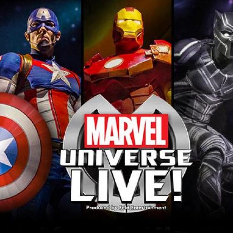 Private Box at Marvel Universe LIVE!