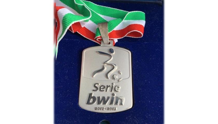 Hellas Verona Serie B Medal, 2012/13 Season